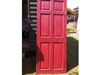 Wooden 6 panel Internal Door