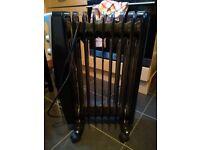 2,5kw oil heater / radiator