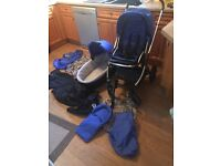 Babystyle Oyster pushchair/carrycot