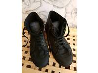 Mens Jack Jones Combat/Baseball Boots Size 9