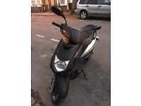 Yamaha Cygnus for sale CHEAP !!! Not gilera typhoon