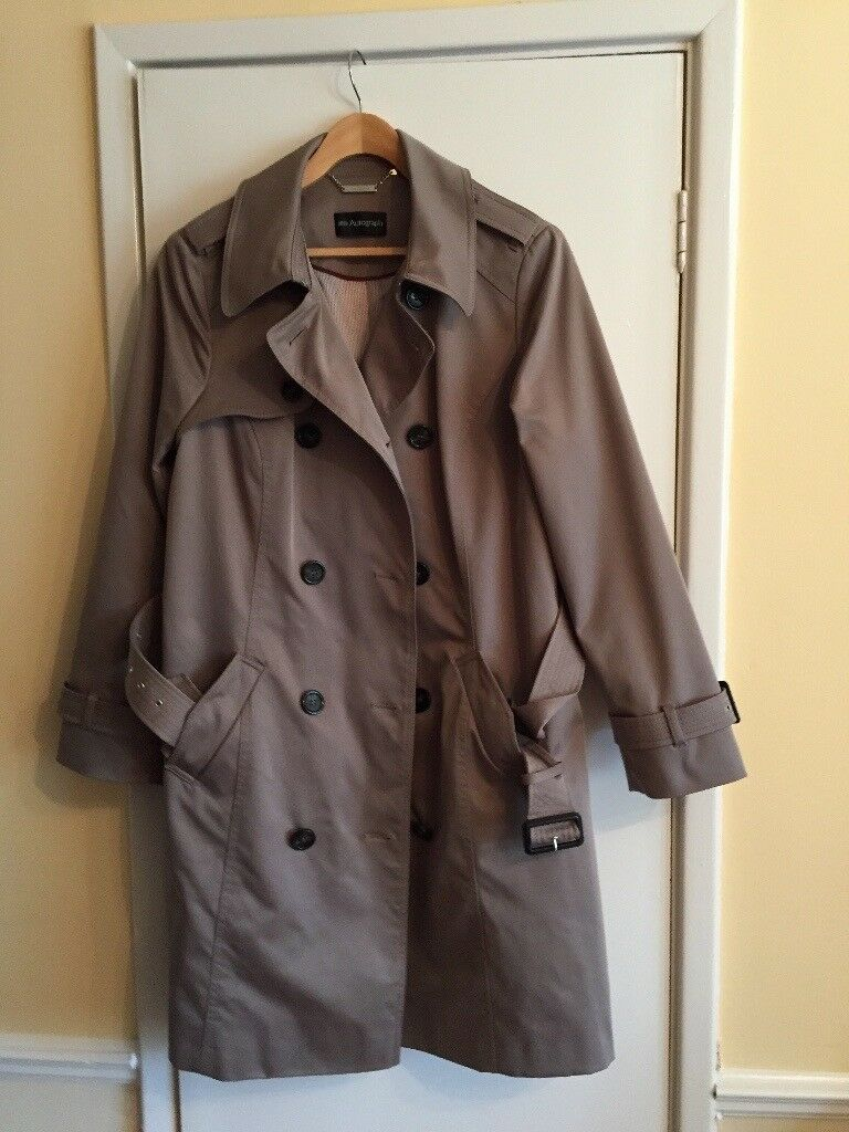 Ladies Marks & Spencer Trench Coat style Mac