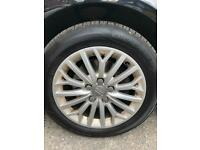 2014 Audi A3 wheels 16's all good tyres!