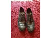 Cesare Paciotti vintage elegant shoes men's size 8