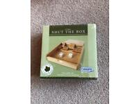Eclipse Shut the Box Game Sealed age 7+
