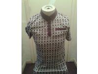 T-shirt Polo neck