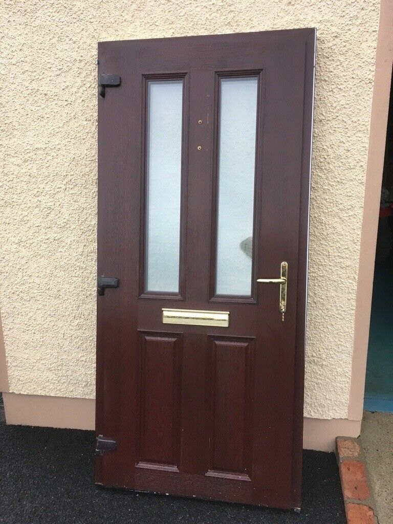 low priced aa6cb b26f1 Pvc Composite door for sale...£220 | in Newry, County Down | Gumtree