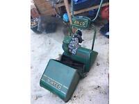ATCO De Luxe B14 petrol lawnmower