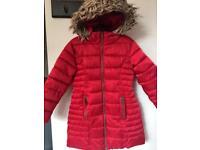 Girls age 5 next coat