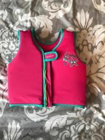Baby speedo Buoyancy jacket