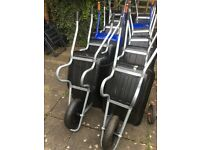 Brand new wheelbarrows