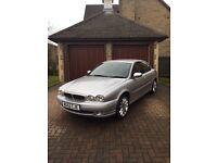 Beautiful Jaguar X Type, ONLY 85k Miles, All the extras, S/History, M.O.T'd until Dec 17.