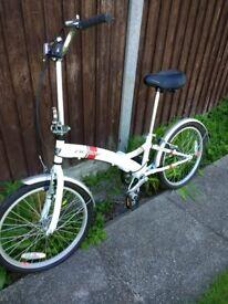 Raleigh Activ Folding Bicycle - Unused