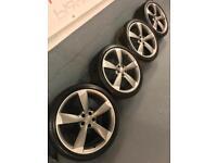 """Genuine 20"""" Audi Rotors A6 /7 Alloys/Rims"""