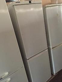 Libehere white good looking frost free A-class fridge freezer cheap