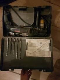 Bosch SDS Plus Hammer Drill with lots of bits