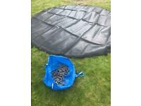 14ft trampoline bed and springs