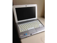 Sony VAIO 10 inch notebook with office 2007