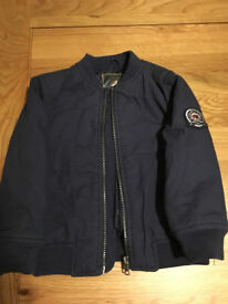 Navy REBEL Jacket. 1 1/2 - 2 years 92cm.