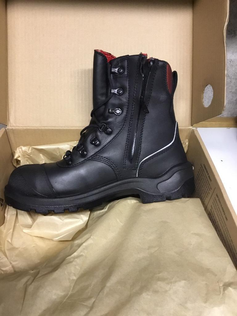 Red wing safety boots New unused