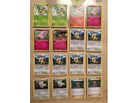 Genuine Pokemon Trading Cards