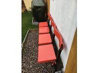 4 main stand seats from anfield. Seats 93-96. Fully useable