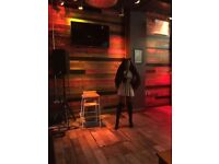 Singers wanted! Acoustic open mic night, Old Kent Road