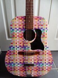 12 String Acoustic Guitar (Unfinished Project)