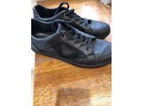 Men's Armani Shoes size 8
