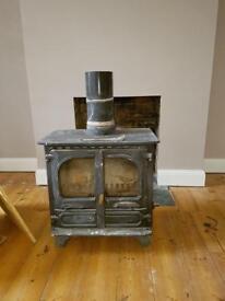 Dunsley multifuel stove