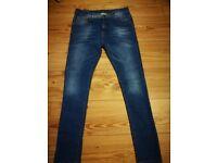 Boys skinny jeans from Zara age 13-14 yrs