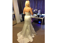 New designer Veromia wedding dress