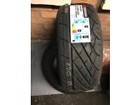 2x Brand new Yokohama Parada tyres 195/50/15 - Spec-2 / 1955015