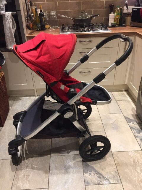 Baby Jogger City Select Red Pram Double Buggy With Second Seat Bassinet And All Accessories In Headington Oxfordshire Gumtree