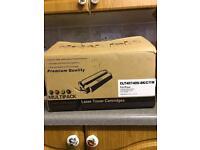 Laser printer ink cartridge