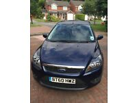 Low mileage!!! 36000 miles, 2 previous owners, good condition, 2011 (60 reg) 1.6 Ford Focus Zetec
