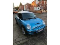 2004 Mini Cooper S 1.6 Supercharged.