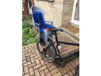 Rear childs bike seat - Hammax Siesta