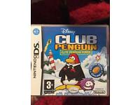 Club Penguin- Nintendo DS Game