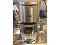 AEG coffee maker