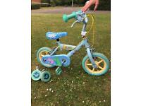Peppa Pig George bike