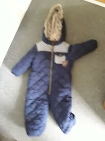 Next boys all in one coat, 1.5-2 years