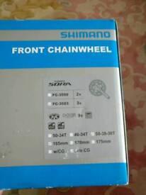 Shimano chainwheel
