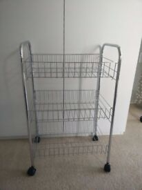 Wire rack, perfect for kitchen, bedroom, bathroom or living room
