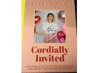 Zoe Sugg book