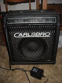 Carslbro 65 watt amp gotta go make an offer!!!!!urgent!