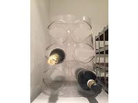 Fabulously looking wine rack