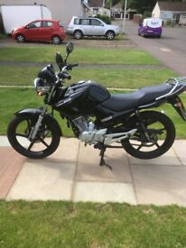 Yamaha YBR 125 2012 5623miles Learner Legal/commuter