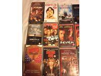 40 VHS Movies boxed