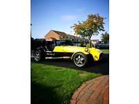 Robin hood s7 kit car